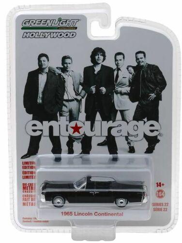 "sale * 1965 Lincoln Continental Cabrio /""entourage/"" TV *** Greenlight 1:64"