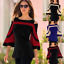 Womens-Long-Sleeve-Slim-Cotton-Blouse-Casual-Shirt-Summer-Tops-T-Shirt-Vest thumbnail 5