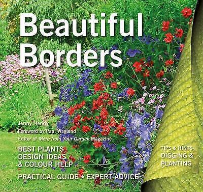 1 of 1 - Beautiful Borders: Best Plants, Design Ideas & Colour Help (Digging-ExLibrary