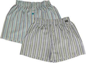 2-Stk-Schiesser-Jungen-Web-Boxer-Shorts-Boxershorts-Unterhosen-SP38-OKO-Tex