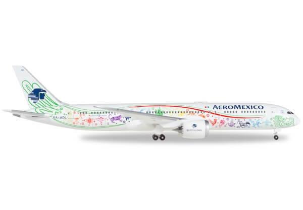 B787-9 Aeromexico Quetzalcóatl