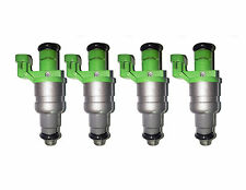 2003-07 Siemens Flow Matched Fuel Injector Set for Saab 2.0 Turbo 12790827