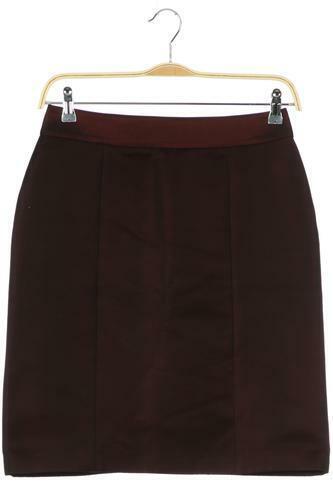 TSE Cashmere Skirt Ladies Womens Skirt Size 29 Inch Silk Brown # F 28c