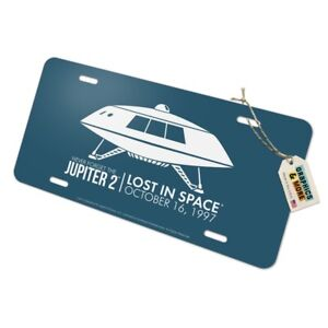 Graphics and More Alien Head in Space Novelty Metal Vanity Tag License Plate