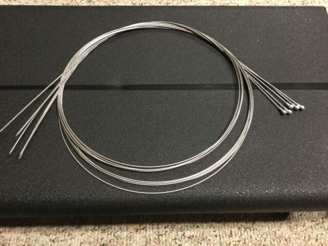 Jagwire Brake Cable Basics 1.6x2000mm Galvanized SRAM//Shimano Road Box of 100
