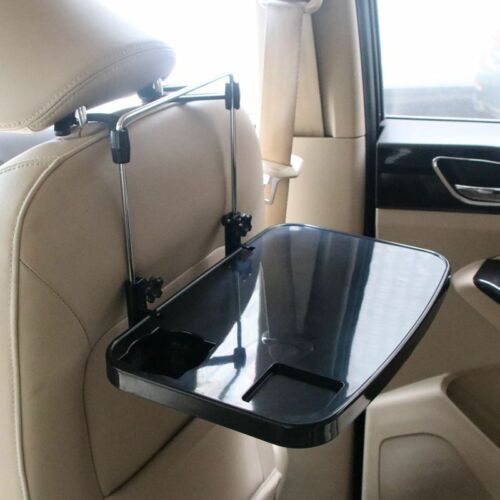 Table //Desk /& Cup Holder Car Children Writing Van Travel Multi Tray