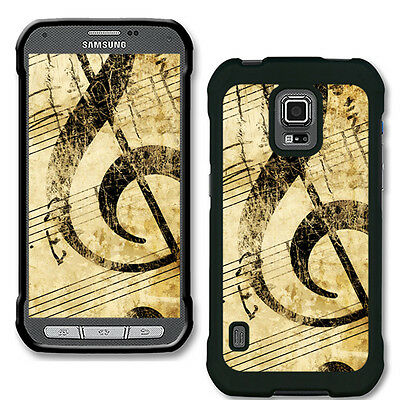 Design Hard Phone Cover Case Protector For Samsung Galaxy S5 Active G870 #2585