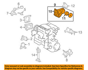 2002 lexus es300 engine mounts diagram wiring diagram library  toyota oem engine motor mount torque strut 123800a031 ebay 2002 lexus es300 engine mounts diagram