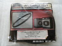 1 x Washing Machine Multi V Belt 1141 J5E