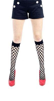 sexy, fancy,pop socks, knee highs,  pamela mann(scroll down for supersize pics)