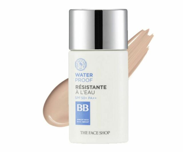 The Face Shop Face it Waterproof BB Cream #V203 Natural Beige SPF50 PA+++