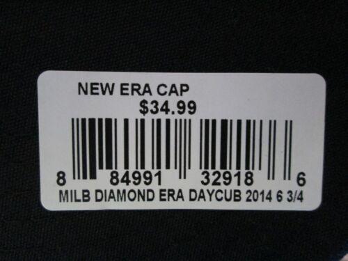 NEW ERA DAYTONA CUBS BP BASEBALL HAT CUBS CLASS A 59FIFTY BRAND SIZE 6 3//4