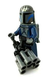 LEGO ® - STAR WARS ™ - Custom Heavy Mandalorian Soldier ...