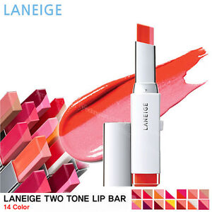 [LANEIGE] Two Tone Lip Bar 2g Variety 14 Color Option Lip