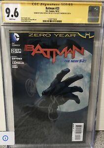 Batman-23-CGC-9-6-Signature-Series-Snyder-amp-Capullo