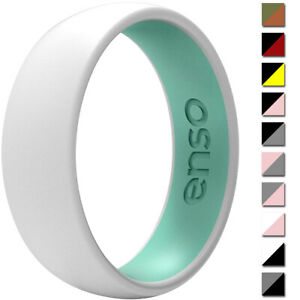 Enso Rings Dualtone Series Silicone Ring