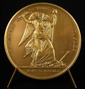 Medal-Revolutionary-1972-Common-Insurrectionnelle-Tilery-Terror-1792