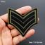 Patch-Toppa-Esercito-Militare-Military-AirBorne-AirForce-Ricamata-Termoadesiva Indexbild 29