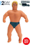Stretch Armstrong Character Action Figure Goes Back To Its Shape 7 Inch Tall