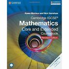 Cambridge IGCSE Mathematics Core and Extended Coursebook with CD-ROM by Karen Morrison, Nick Hamshaw (Mixed media product, 2015)