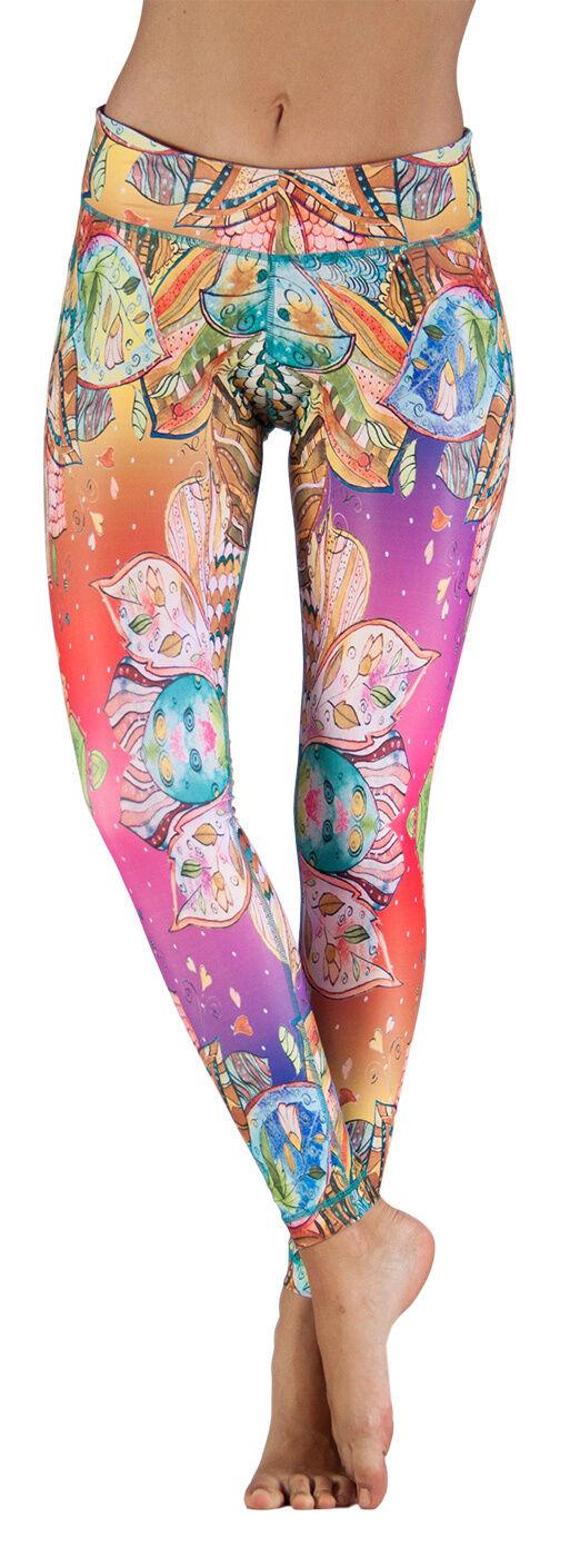 Legging  barcelona  Multicolor di Niyama