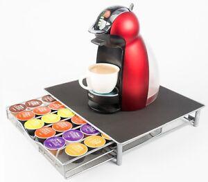 36 dolce gusto dessous porte capsules de caf distributeur plate forme tiroir ebay. Black Bedroom Furniture Sets. Home Design Ideas