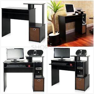 Escritorio Oficina Madera.Escritorio De Computadora Mesa De Escritorio Oficina En Casa Madera