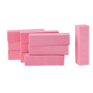 10-Pcs-Nail-Files-4-Way-Nails-Polishing-Sanding-Buffing-Manicure-Buffer-Block