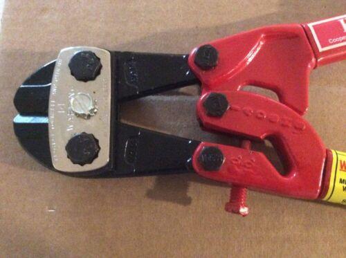 """HK Porter 1490MC 14/"""" Industrial Grade Center Cut Cutter"""