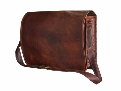 Messenger Laptop Satchel Briefcase Work Men 750670164044 1515'' Vintage Leather Shoulder Bag rCWdxBoe