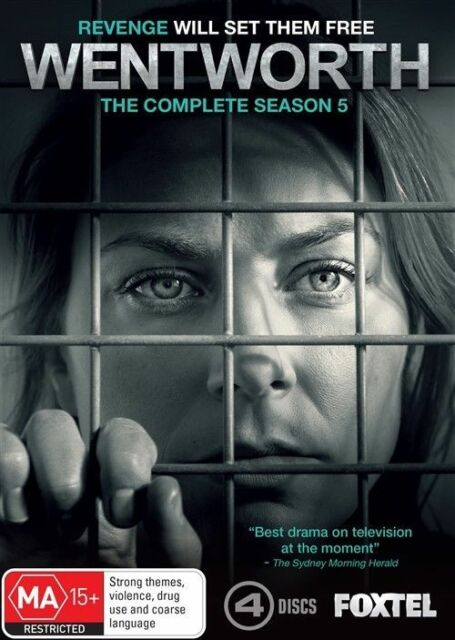 Wentworth : Season 5 : NEW DVD