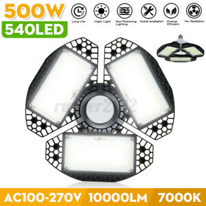 500W-540LED-Garage-Light-LED-Shop-Lamp-Deformable-Foldable-Night-Light