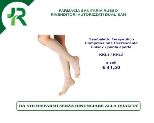 DUALSAN GAMBALETTO TERAPEUTICO KKL1 - KKL2