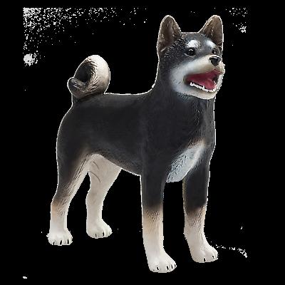 .Mojo ALSATIAN PUPPY DOG cute pet farm models toys plastic figures animals NEW