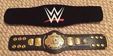 Winged Eagle Heavyweight Mini Replica Title Belt Brand New with bag WWE WWF