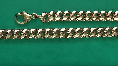 """Women /& Children 14K Real Yellow Gold Figaro Chain Necklace 1.9mm 24/"""" 1//16/"""""""