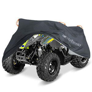 Custom Waterproof Quad Bike Youth Atv Cover Storage For Polaris Outlaw 50 Ebay