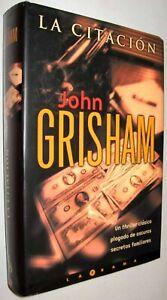 LA-CITACION-JOHN-GRISHAM