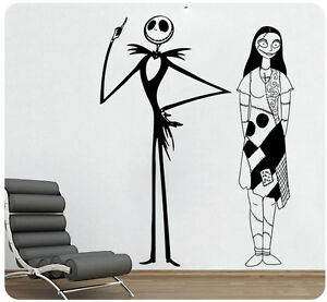 Image Is Loading Jack And Sally Skellington The Nightmare Before Christmas  Good Ideas