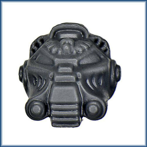 Dark Angels Deathwing Terminator Command Head (B)