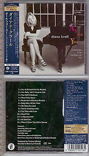 Diana Krall, All For You_A Dedication to the Nat King Cole Trio (Reissue-CD Jpn)
