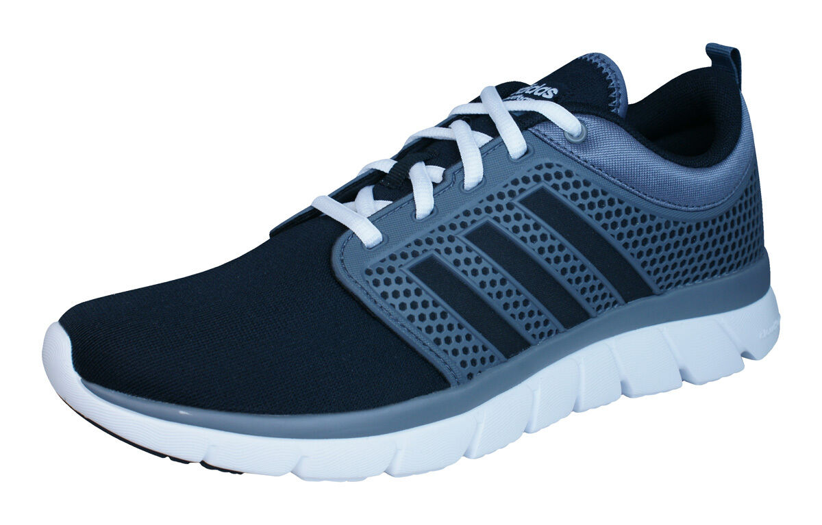 Adidas Neo Cloudfoam Groove Mens Running Sneakers   shoes - Black