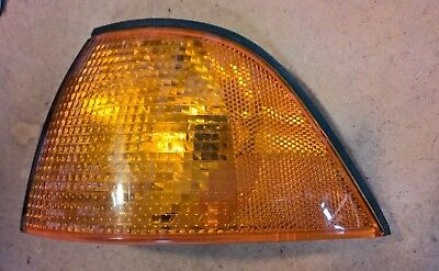 Coupe Left Driver LH Park Signal Light for 1992-1999 BMW 318i 323i 325i 328i