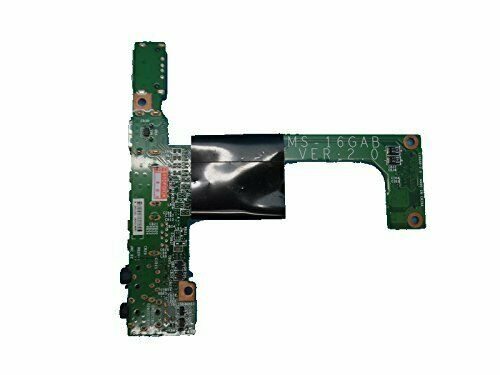 Laptop Audio Board for MSI GE60 GP60 GX61 MS-16GA MS-16GAB USB Used 90/% New