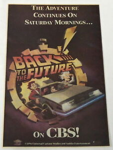 1991-animation-tv-show-ad-page-BACK-TO-THE-FUTURE-on-CBS