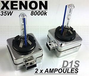 2-D1S-35w-8000k-AMPOULE-XENON-HID-ECLAIRAGE-FEUX-PHARE-REMPLACEMENT-pour-BMW-E90
