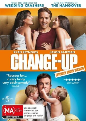 1 of 1 - The Change-Up (DVD, 2012)