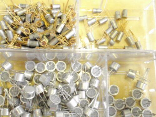 Transistor Mix de af107 à af201 Germanium 20 pièces dans le SET 20310-175