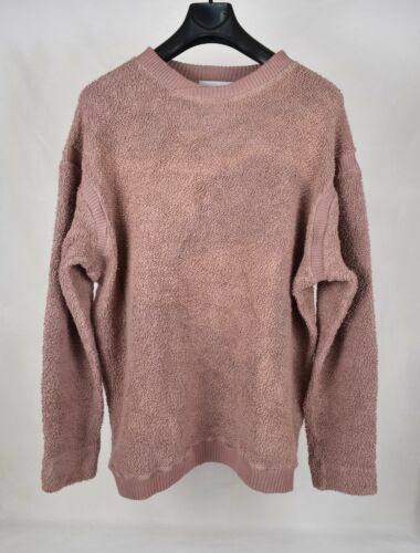 Mens Xl Usa Drifter Dusty Felpa Terry Pullover Pink Cotton SYnWAxnP0