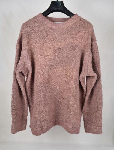 Pink Cotton Xl Felpa Mens Pullover Dusty Terry Usa Drifter YIO5qq